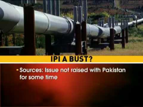 Iran-Pakistan-India  pipeline a bust?