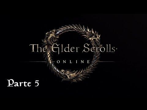 The Elder Scrolls Online - Misiones: Ensuring Security*- A Hostile Situation* - Comentado - PS4