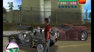 gta vice city back to the future 0.2e mods