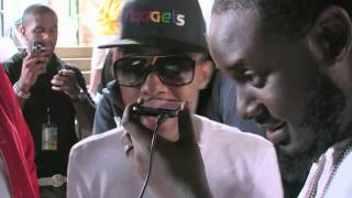 Sean Kingston, Kid Cudi, Bow Wow   I Am T Pain   Auto Tune iPhone App