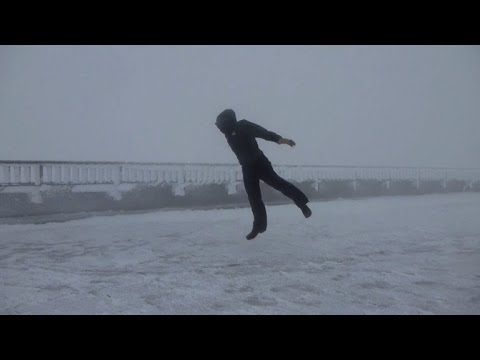 Watch How This Scientist Battles Insane 109-MPH Winds