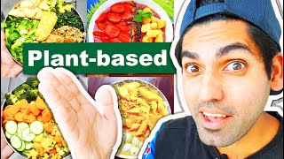 My Boring Bland Restrictive Plant-based diet | Ulcerative Colitis & Crohn's disease