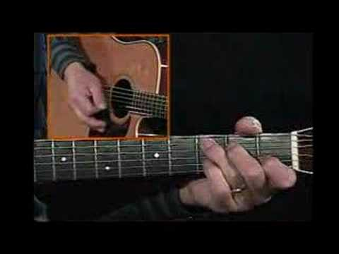 Doc Watson Country Folk Guitar Lessons @ GuitarInstructor.com