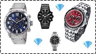 TOP 10 EDELSTAHL UHREN UNTER 200 EURO | Männer Uhren bis 200 € | Günstige Uhren auf Amazon kaufen