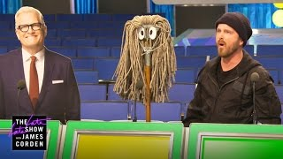 Aaron Paul's 'The Price Is Right' Redemption