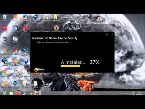 Como Instalar O Norton Internet Security Gratis