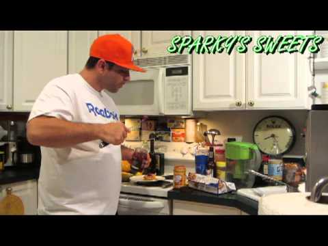 THE SPARKYS GRILLZ COOKING SHOW