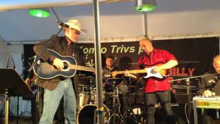 Folsom Prison Blues - Richard Mann with Andreas Carlsson & The Moonshine Band
