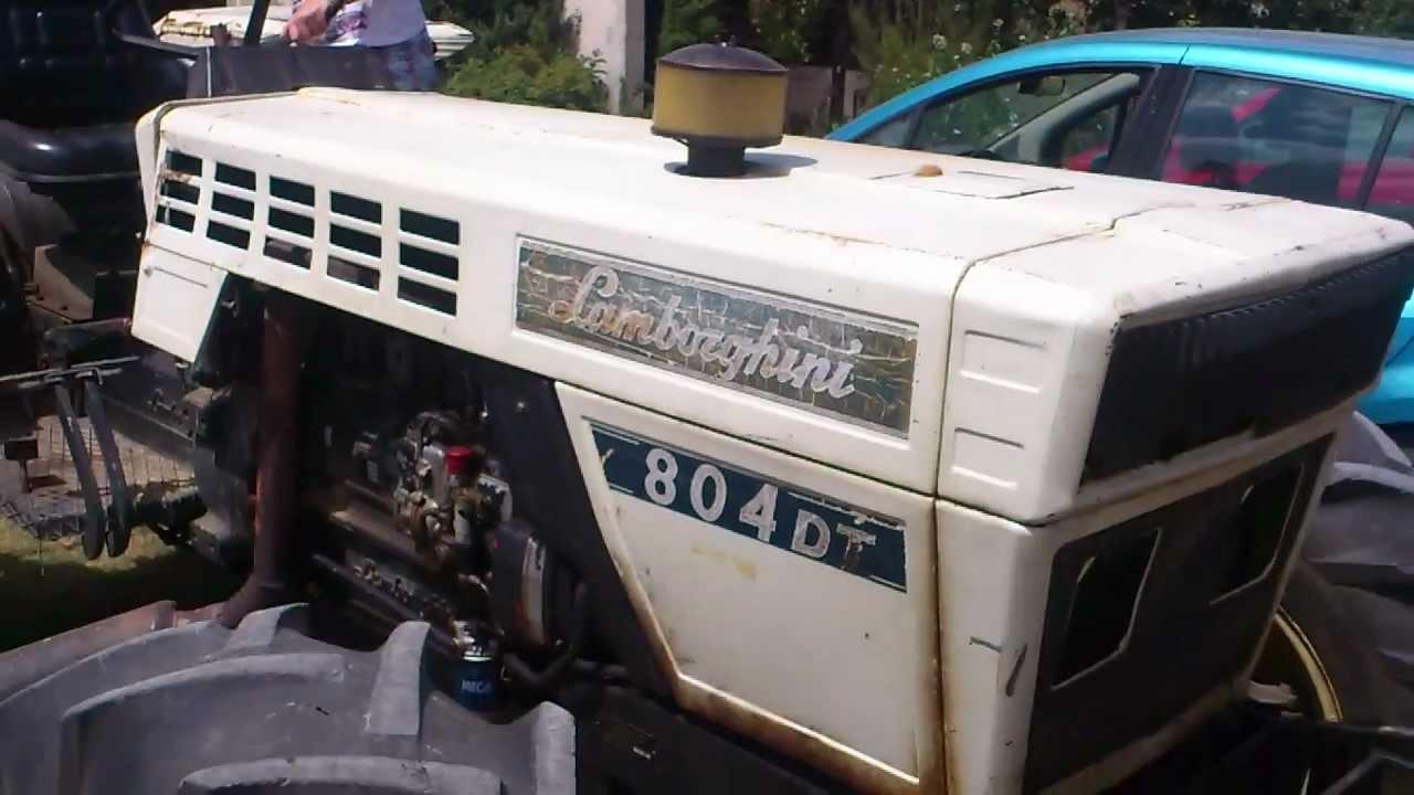 Lamborghini 804 Dt Youtube