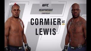 UFC 230 - Cormier vs Lewis