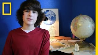 National Geographic Bee 2013 - AR Finalist