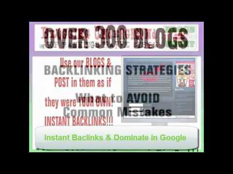 0 SEO Link Building Blog Network Service To Improve Rankings & Traffic   Part 1