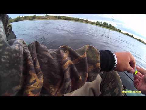 видео ловля на орбит 80