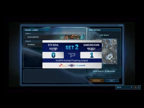 ������2 ��리그 [05.14] ���(STX) vs ���(����) 2SET / ����� - Starcraft 2,esportstv, SPL
