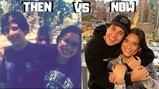 VLOG SQUAD THEN VS NOW (w/ David, Jeff, Jason, & more) | bruhh