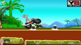 Tom and Jerry Tom Super Moto - PC Gameplay HD 720P
