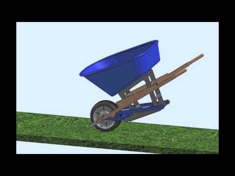 Cameron Turner's Wheelbarrow Linkage
