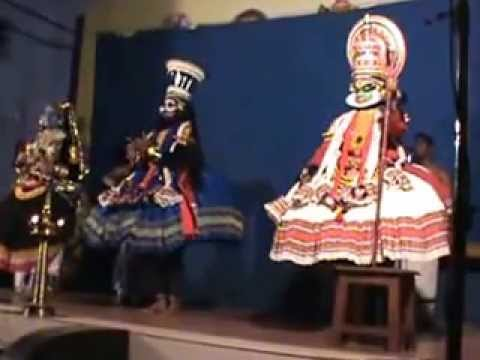 Kiratham Kathakali Part 3 video