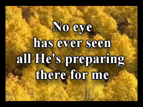 I Have A Hope   Tommy Walker   Worship Video with lyrics