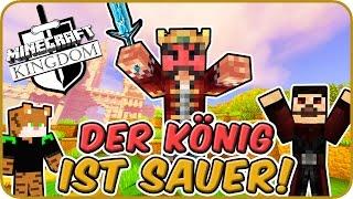 Der König ist SAUER! 😡 - Minecraft Kingdom 👑 #11