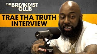 Trae Tha Truth On Houston Relief, RadioOne Lawsuit New Music + More