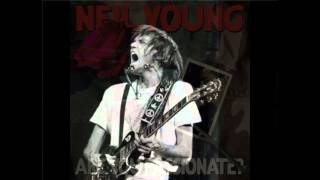 Watch Neil Young Dont Say You Love Me video