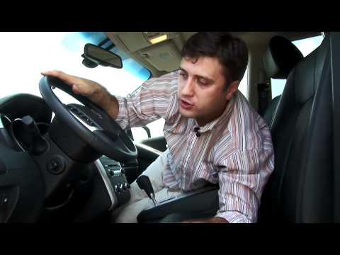 Тест драйв Nissan Murano 3.5 CVT