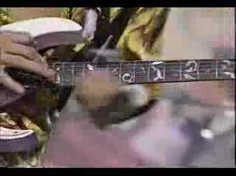 Steve Vai Crazy Guitar Solo