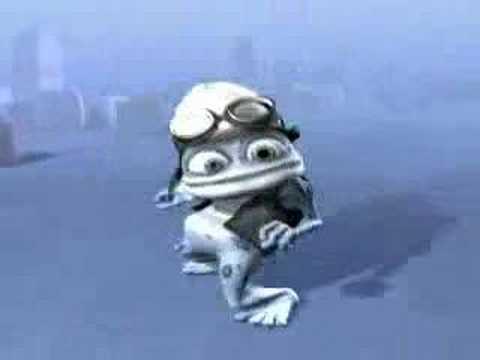 kreyzi-frog-klipi
