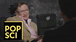 Stephen Hawking's Great Sense of Humor