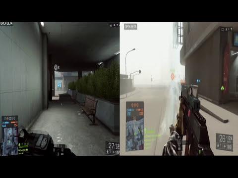 Battlefield 4   Gráficos PC ultra vs PS3