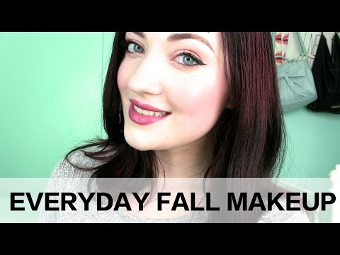 Get Ready With Me: Everyday Fall Makeup!