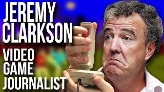 Jeremy Clarkson: The Video Game Journalist Years - GYCW