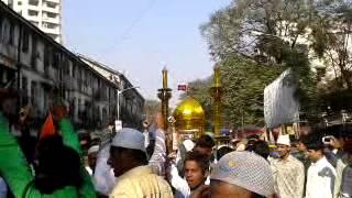 Eid milad un nabi mumbai tardeo menaj