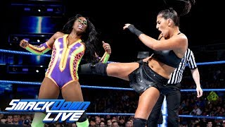 Naomi vs. Sonya Deville - Money in the Bank Qualifying Match: SmackDown LIVE, May 22, 2018