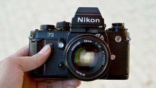 Nikon F3, Motor Drive + Sample Pictures