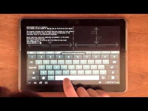 vSSH for Android - ssh and telnet client