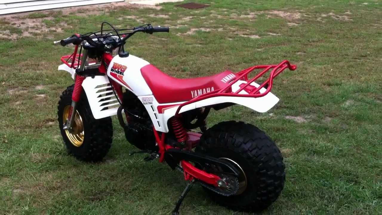 Yamaha  Big Wheel Motorcycle