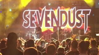 Watch Sevendust Wired video