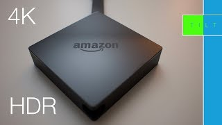 Amazon Fire TV 2017 (4K + HDR) - Review & Unboxing (German)