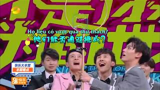 [VIETSUB] 180203 HAPPY CAMP@IDOL PRODUCER {Trương Nghệ Hưng, Thực tập sinh Idol Producer}