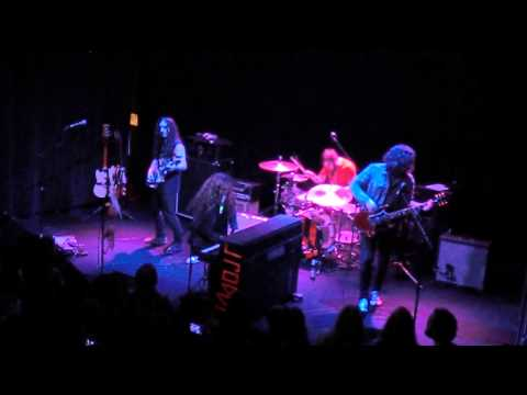 J. Roddy Walston & The Business - Midnight Cry - Headliners - Louisville - 3/20/2014