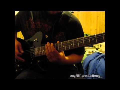 Lamb of God - Hourglass :: Guitar Cover  ~Pure American Metal~