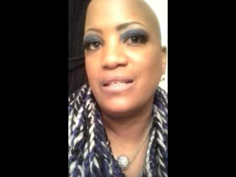 Beautiful Bold Bald Women