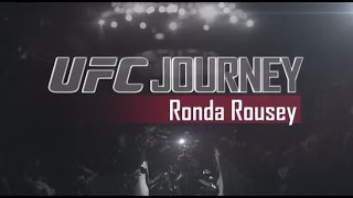 UFC 184: The Journey - Ronda Rousey