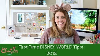 First Time DISNEY World Arrival Day TIPS!