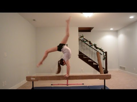 Back Walkover How to do How to do a Back Walkover on