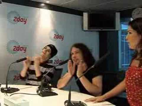 Interview with Mikey and Ray on 2day fm