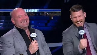 UFC Tonight Funniest Moments