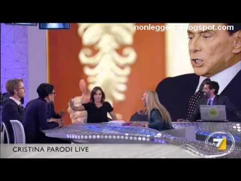 L'amazzone Pdl Biancofiore contro John Sloan: nessuno tocchi Berlusconi!